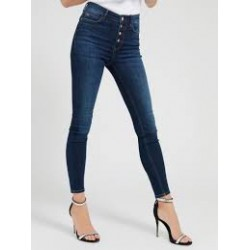 JEANS SKINNY PUSH UP GUESS
